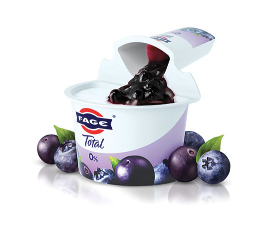 FAGE Total 0% Blueberry Acai