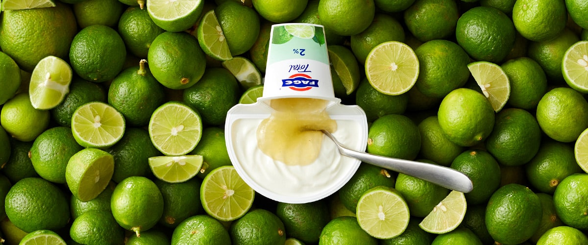 Key Lime Split Cup