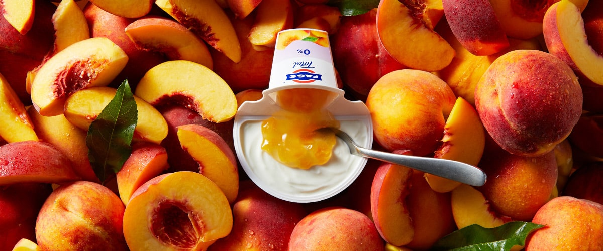 FAGE Total 0% Peach