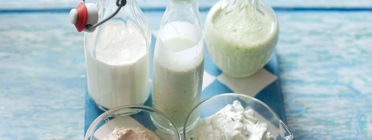FAGE Total Honey and Tarragon Dressing