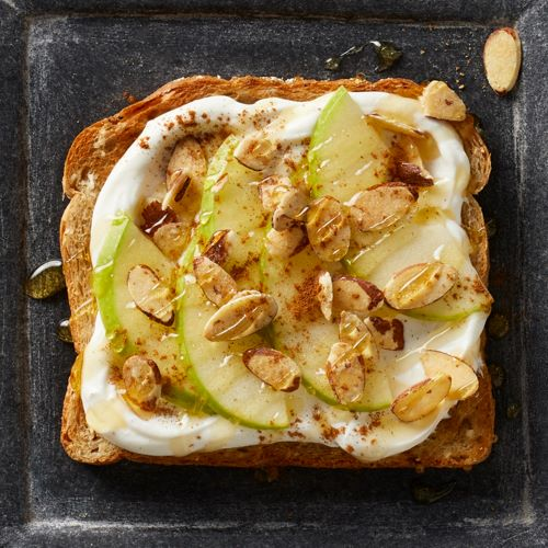 Apple Cinnamon Toast