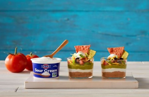 Sour Cream Layer Dip