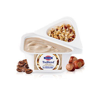 FAGE TruBlend with Mix-ins