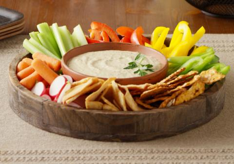 Chipotle Sour Cream Dip