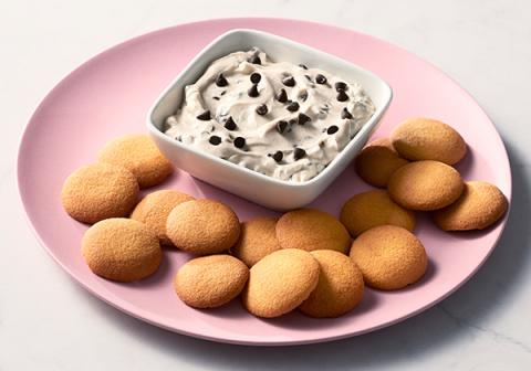 Cookie Dough Yogurt Dessert Dip