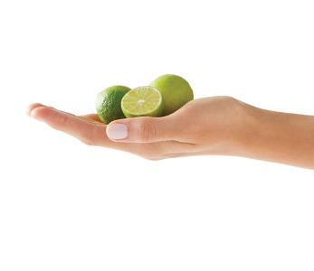 Key Lime Hands
