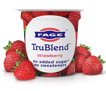 FAGE TruBlend Strawberry