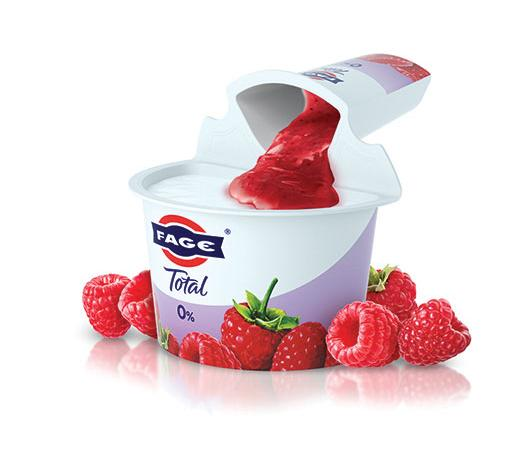 FAGE Total 0% Raspberry